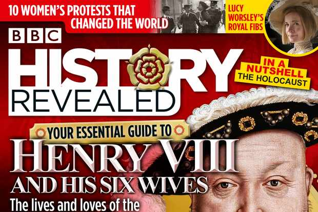 BBC History Revealed issue 88, December 2020