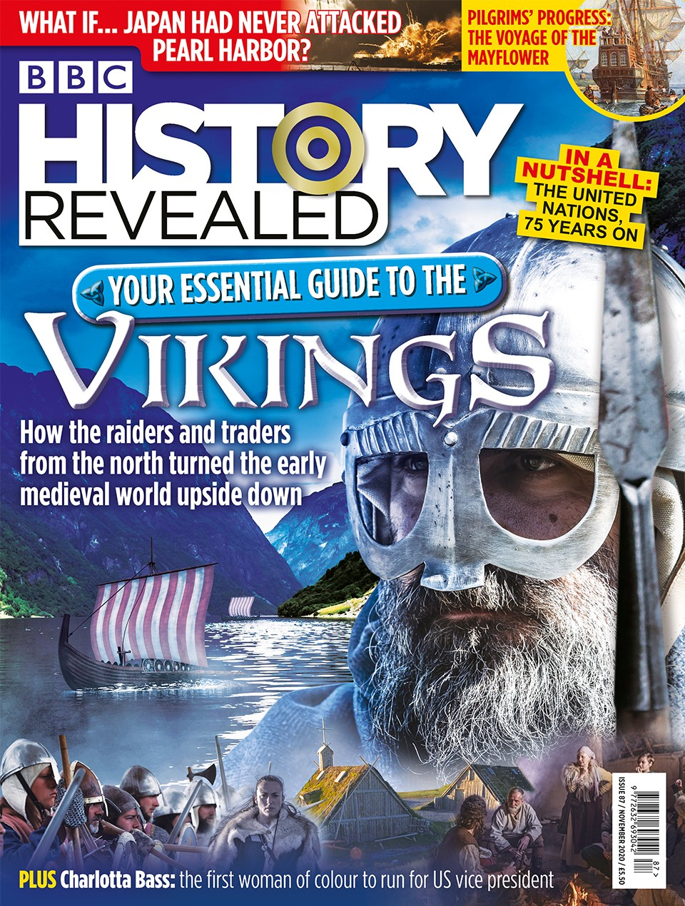 BBC History Revealed November 2020