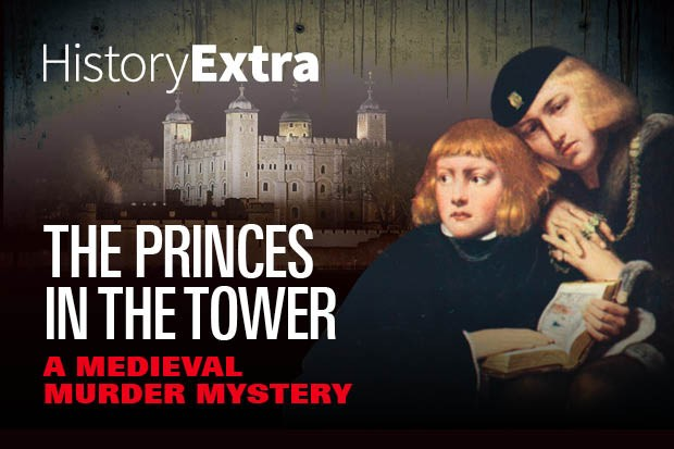 Princes in the Tower Podcast Series