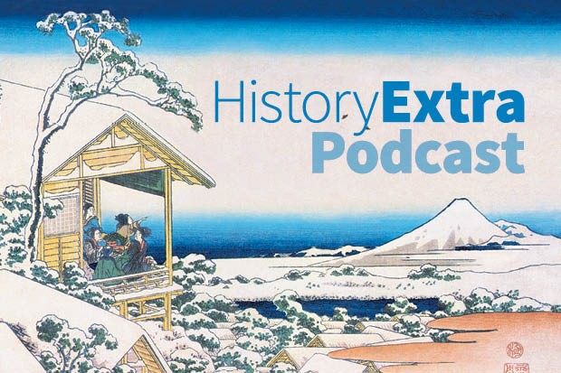 Chris Harding answers questions on the history of Japan
