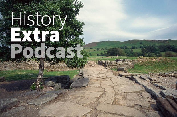Jim Leary on the HistoryExtra podcast. (Image by Getty Images)