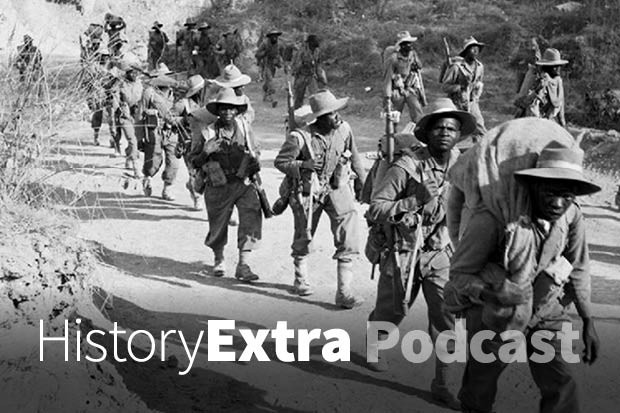 Stephen Bourne on Black soldiers in WW2