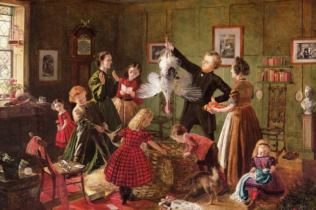 A Victorian Christmas