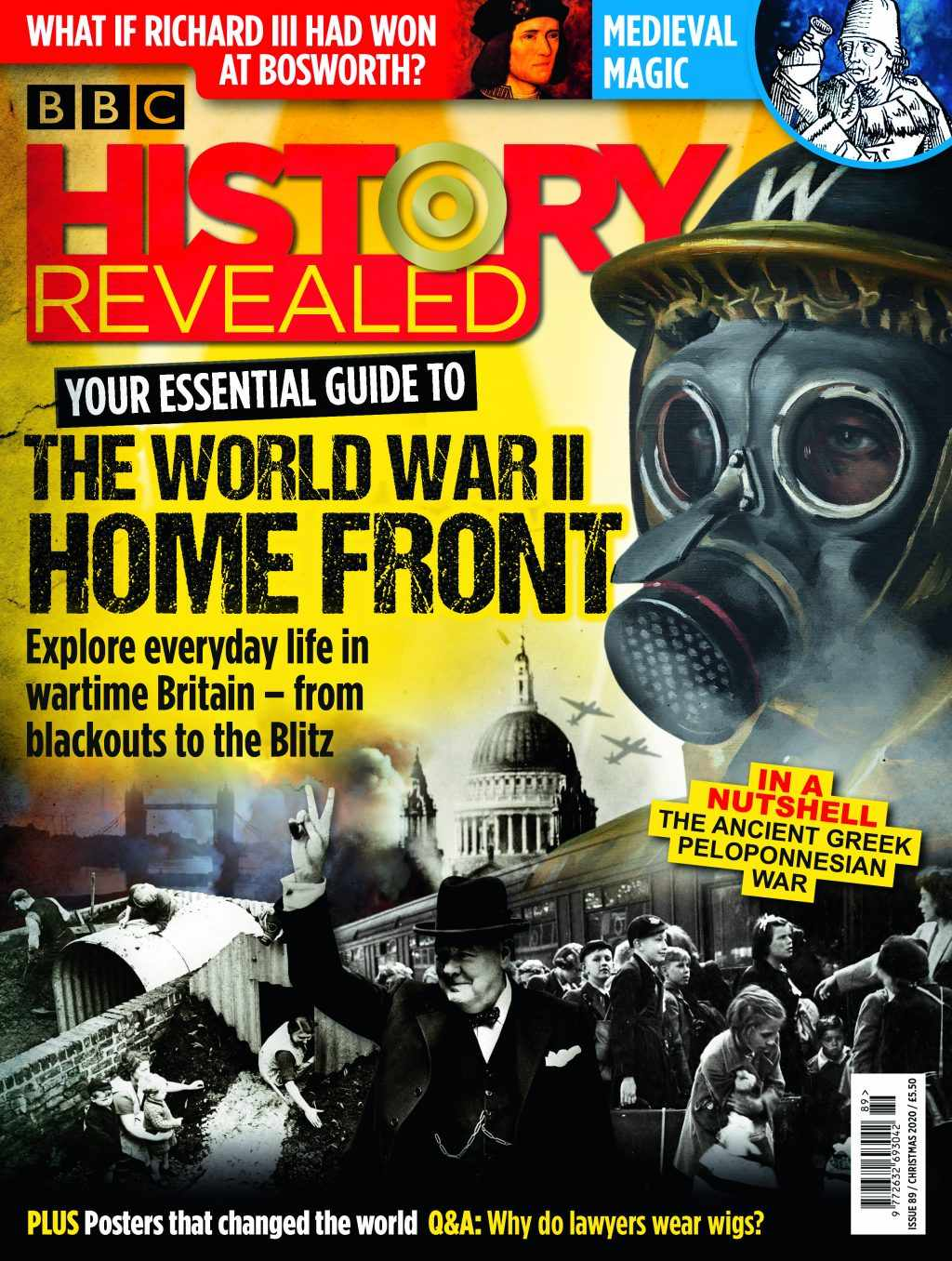 Christmas 2020 issue BBC History Revealed