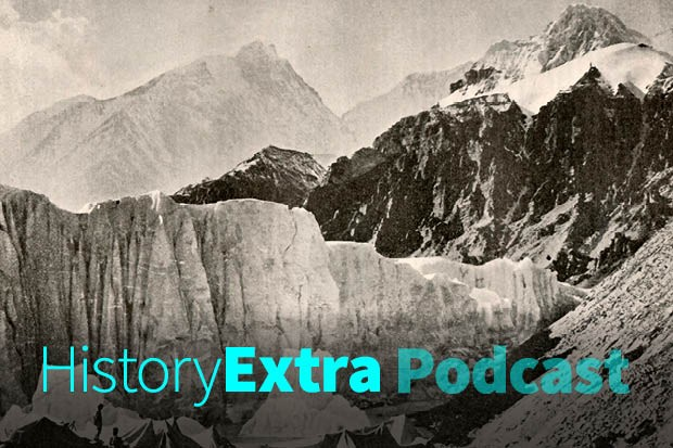 Ed Caesar on the HistoryExtra podcast.