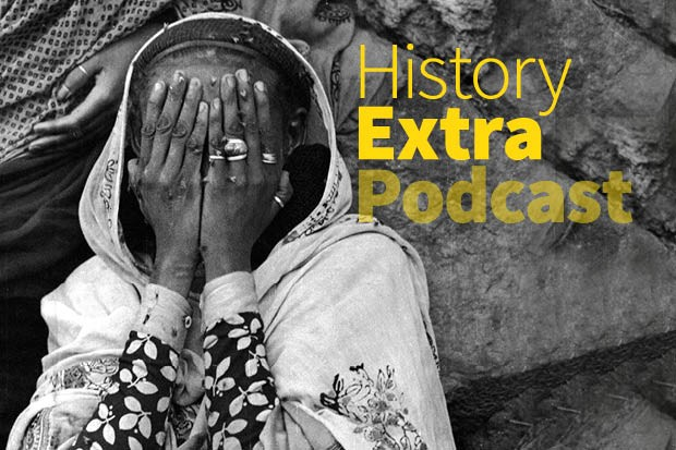 Maaza Mengiste on the HistoryExtra podcast. (Image by Getty Images)