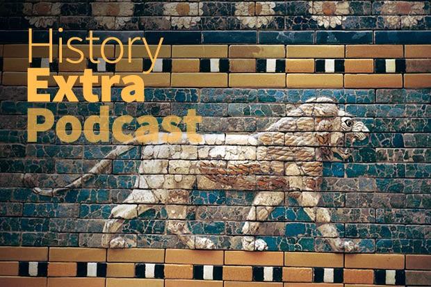 Zainab Bahrani on the HistoryExtra podcast. (Image by Getty Images)