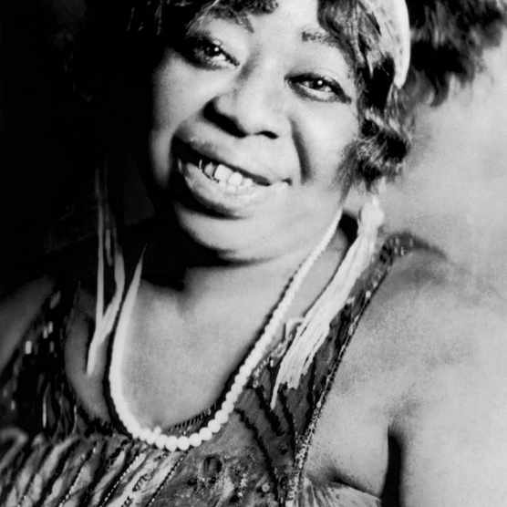 Ma Rainey poses for a portrait c1923. (Photo by Donaldson Collection/Getty Images)
