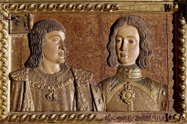 Philip the Handsome and Juana of Castile