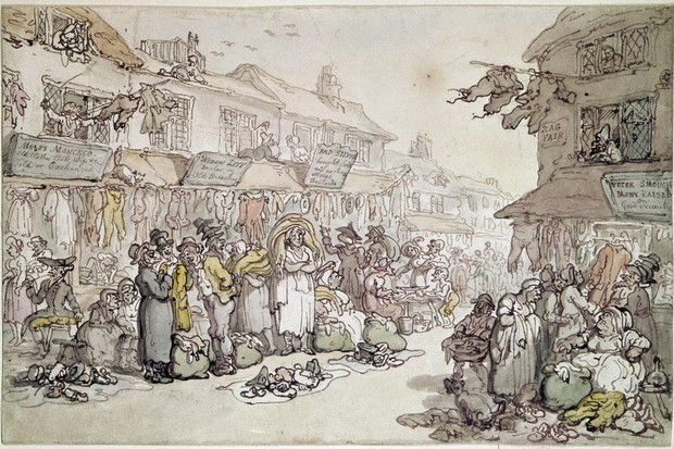 Regency inequality: the gap between rich and poor in Georgian Britain