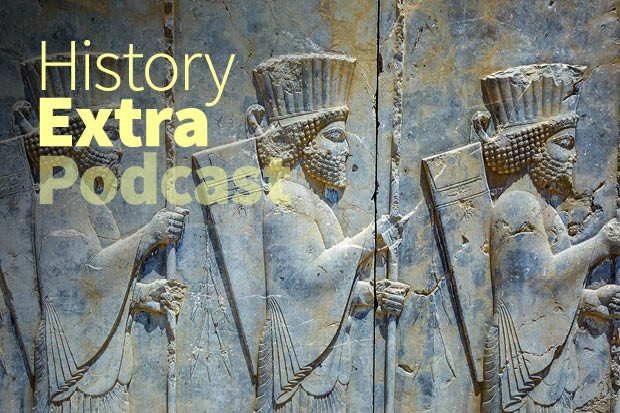 Lloyd Llewellyn-Jones responds to listener questions and popular internet search queries about one of the dominant powers of the ancient world, the Persian empire. (Image by Getty Images)