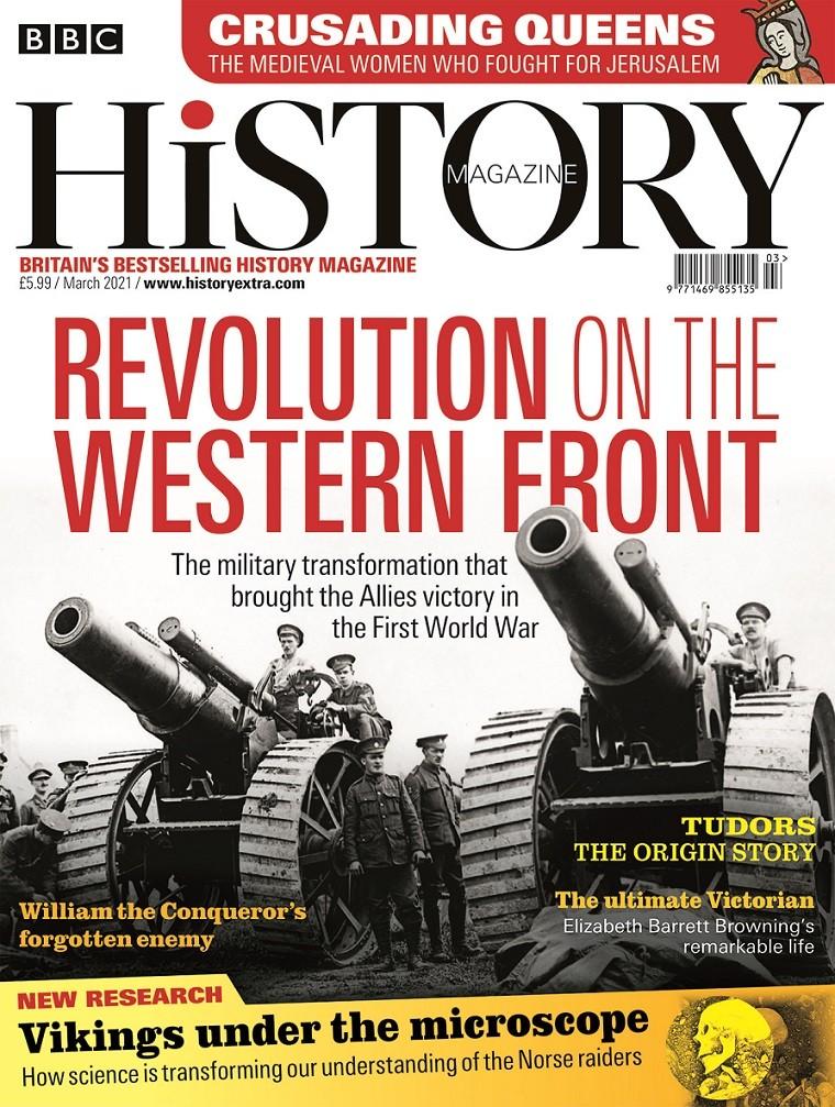BBC History Magazine March 21