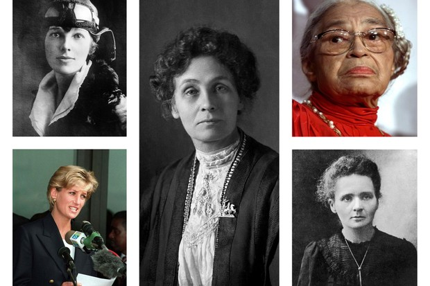20 inspirational quotes from women through history for International Women's Day