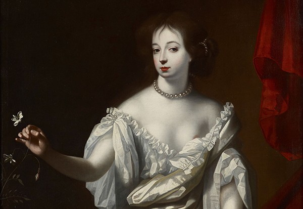 Nell Gwyn was a mistress of King Charles II