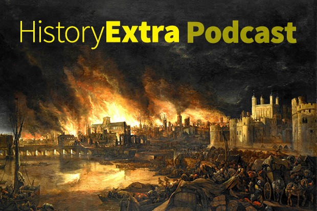 The Great Fire of London, 2-5 September 1666 (Photo by Alamy)