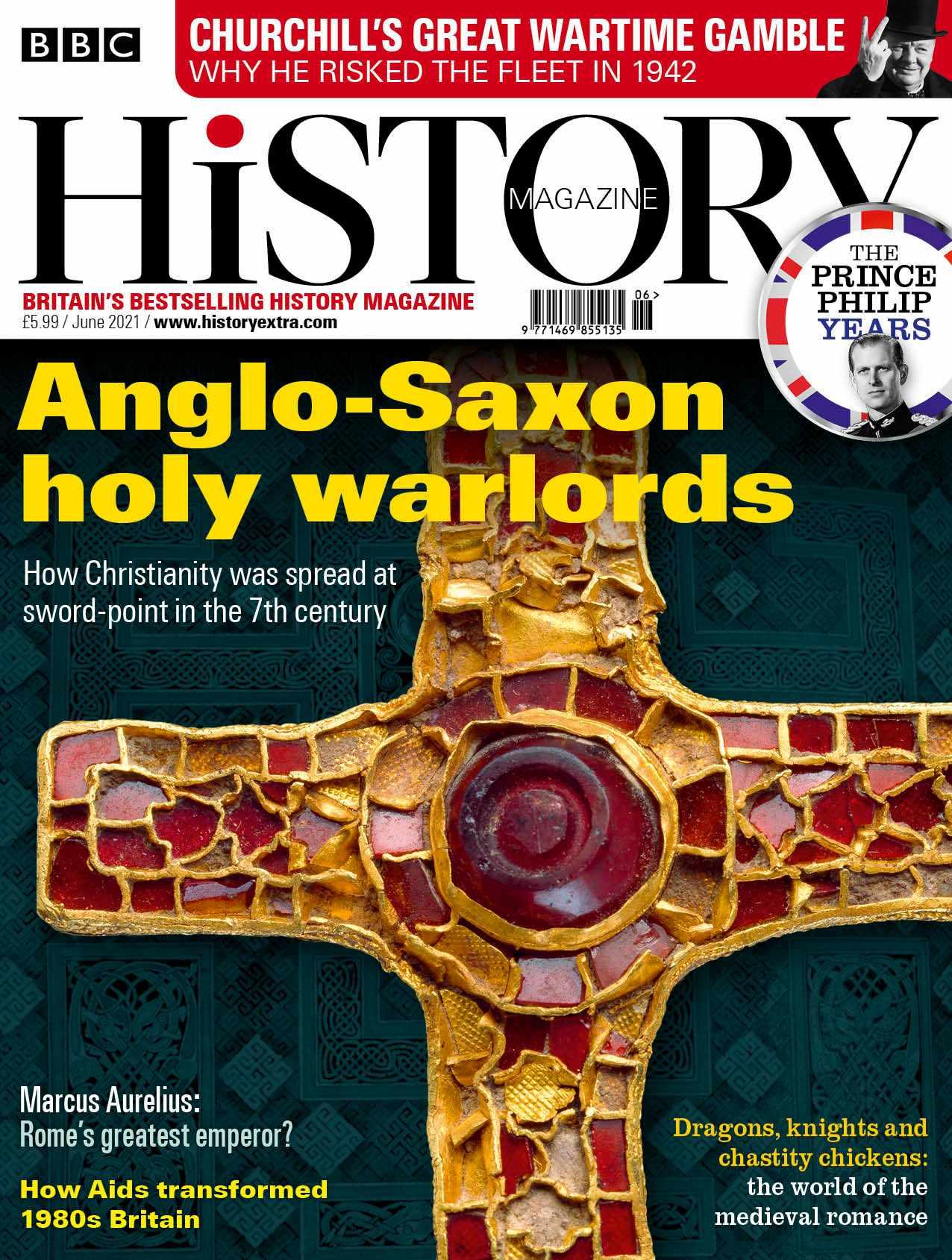 BBC History Magazine June 2021
