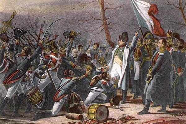 Napoleon Bonaparte Exile