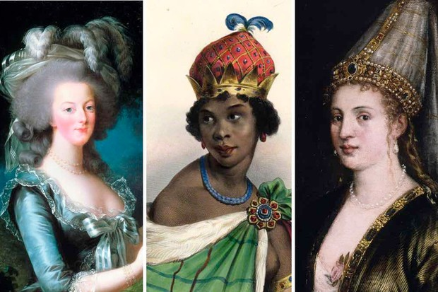 Queens know best: survival lessons from powerful historical women