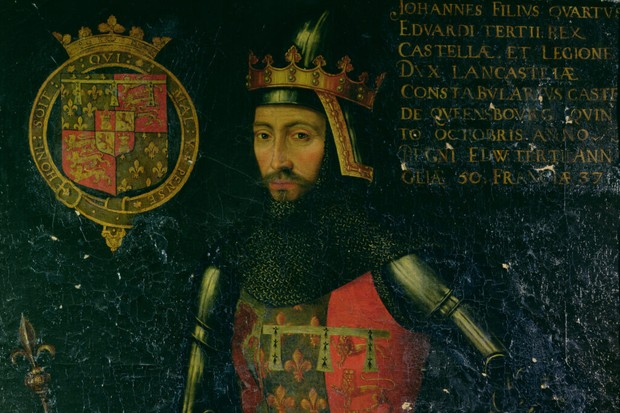 John of Gaunt: The man who would be king