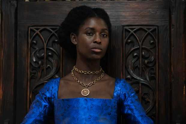 CAST: Anne Boleyn (Played by Jodie Turner-Smith)