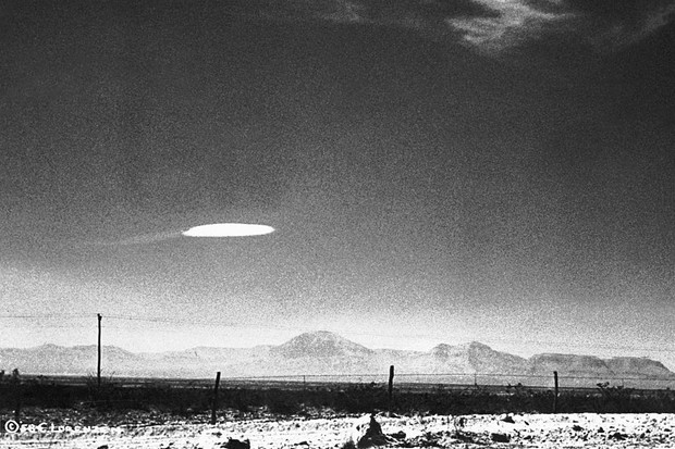 How UFOs conquered the world – without firing a shot