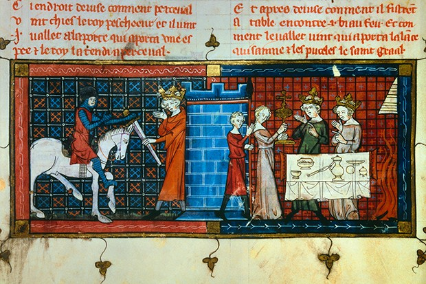 Who was Chrétien de Troyes, and why are his Arthurian romances important?