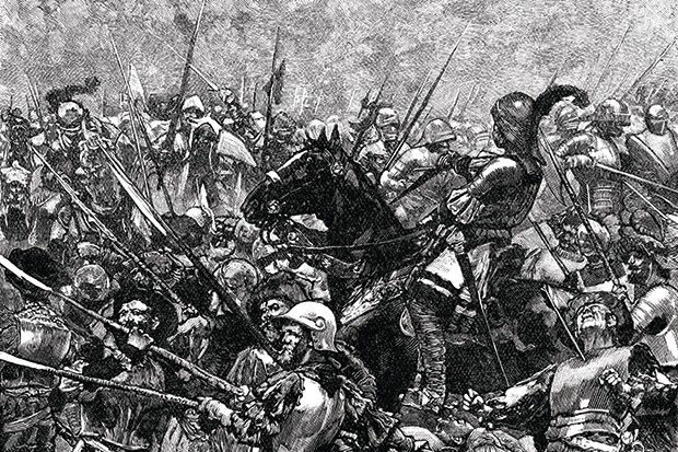 The battle of Stoke Field, 1487 – the real last battle of the Wars of the Roses
