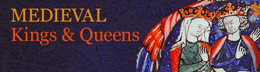 Medieval Kings Queens banner