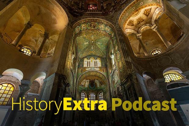 Basilica of San Vitale, Ravenna, Emilia-Romagna, Italy (Photo by Alamy)
