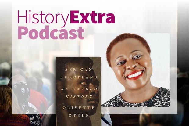 From Roman emperors and medieval saints to enslaved people, Olivette Otele charts the long history of Africans in Europe