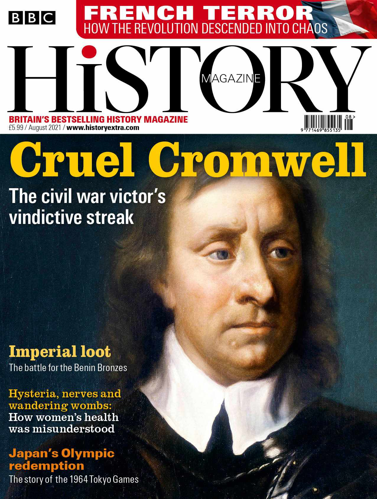 BBC History Magazine August 2021