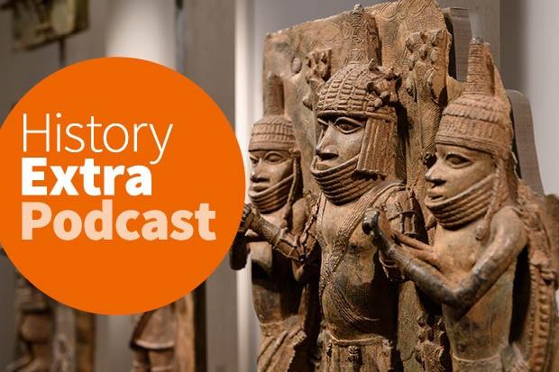 Bronwen Everill discusses the Benin Bronzes
