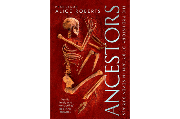 Cover of Ancestors by Alice Roberts