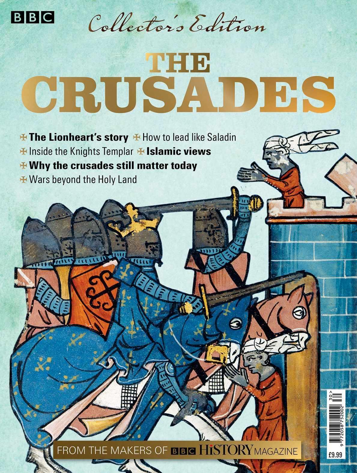 Crusades Cover
