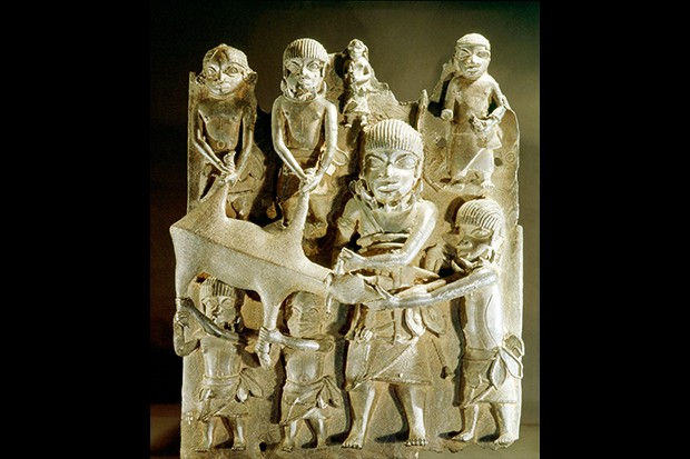 Benin: a kingdom cast in bronze, brought to ruin by Britain
