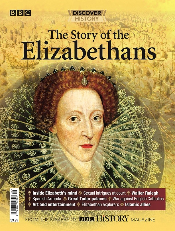The Story of the Elizabethans 2019 cover