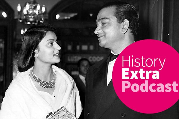 John Zubryzcki shares the story of the party-loving royals of the House of Jaipur, who turned to politics following Indian independence. (Image from Getty Images)