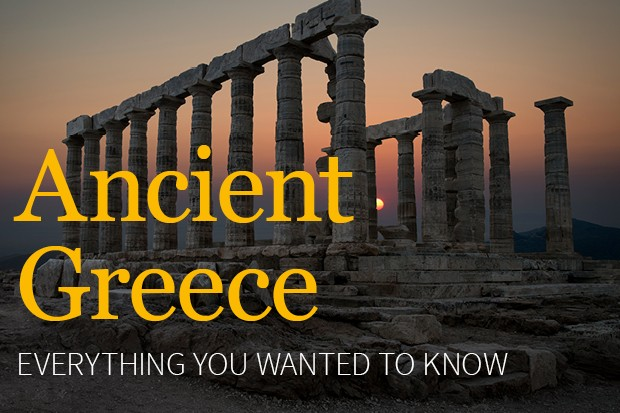 History quiz: how much do you know about ancient Greece?