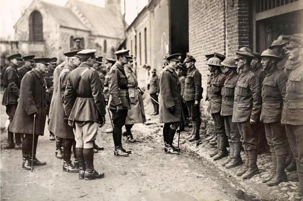 How George V won the war