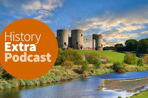 Matthew Stevens tackles listener questions on the history of the Welsh regions during the Middle Ages