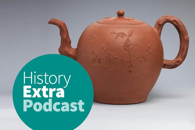 Tristram Hunt discusses Josiah Wedgwood;groundbreaking potter, enterprising businessman and political radical. (Image by Getty Images)