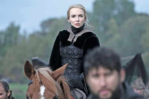 Jodie Comer plays Marguerite de Carrouges in the upcoming film 'The Last Duel',