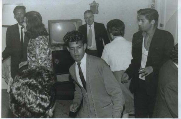 Eddie Singh, who journeyed to the UK in the 1960s. (Image courtesy of Yvonne Singh and family)