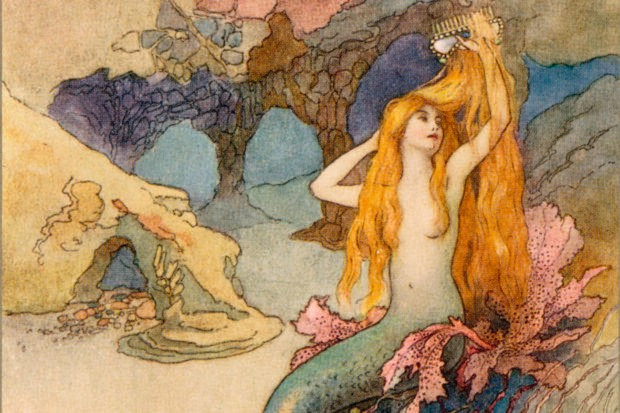 Tails from the deep: separating the real folklore of mermaids from Disney stories