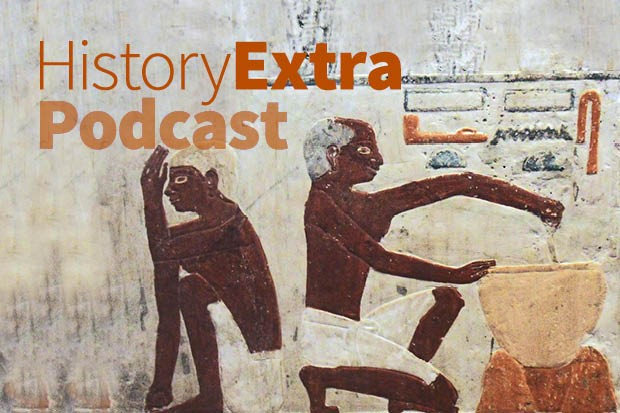 Joyce Tyldesley answers listener questions on ancient Egypt's royal rulers. (Image by Getty Images)