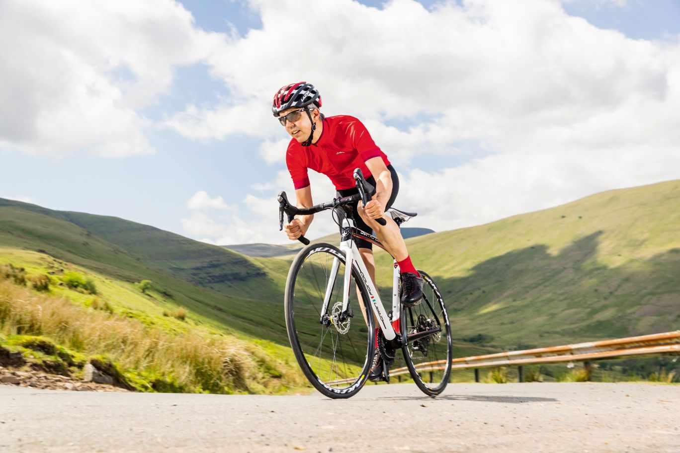 Cycling Plus Deputy Editor Paul Robson
