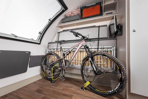 What's on TV mountain bike?