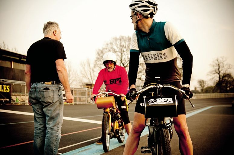 How to become a derny rider – one of cycling s craziest jobs! - Cycling  Plus Magazine 58277024c