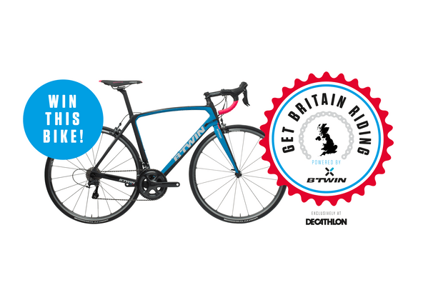 Help Cycling Plus and B'Twin to Get Britain Riding this summer