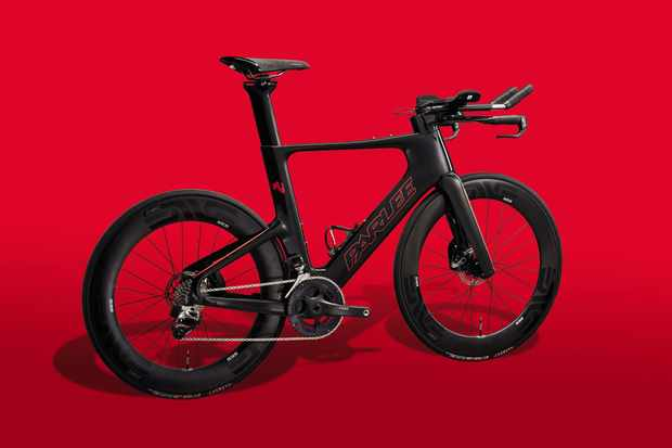 Parlee TTIR disc time trial bike